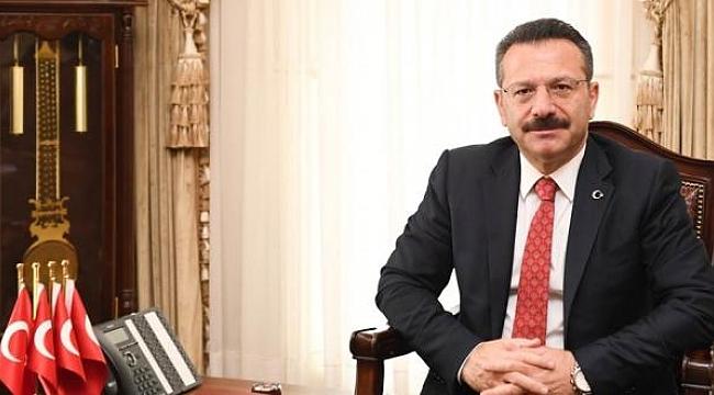 Vali Aksoy, Tıp Bayramını kutladı