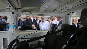Yerli otomotiv laboratuvarı Testtürk Kocaeli'de açıldı