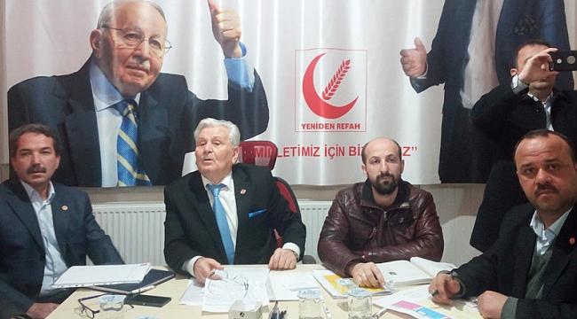 YRP İl kongresi 14 Nisan Pazar günü
