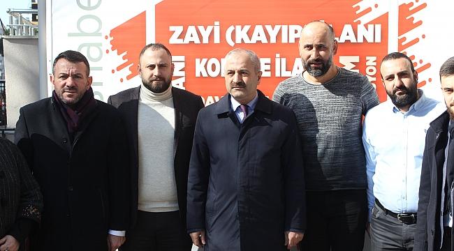 Zinnur Büyükgöz gazetemizi ziyaret etti!