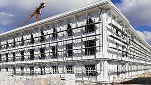 30 yılın ardından Emniyet'e yeni bina