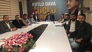 AK Genç Gebze'de yeni İcra Kurulu belli oldu