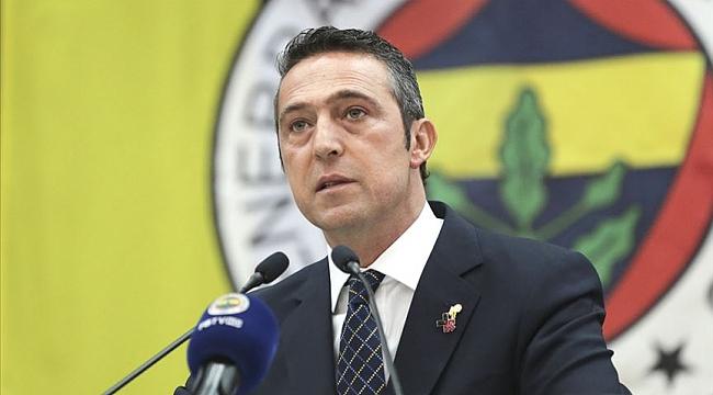 Ali Koç: Bir Galatasaraylı 500 bin TL bağış yaptı.