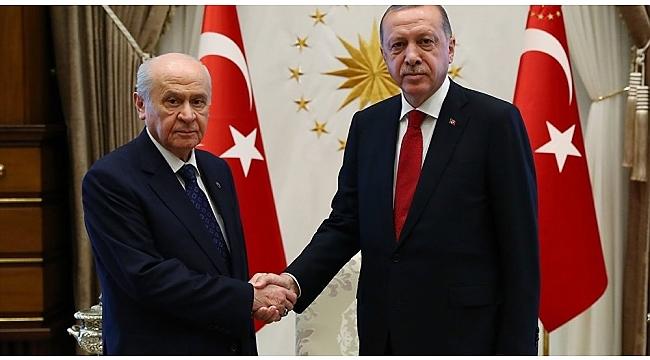 """Bahçeli'den MHP'lilere uyarı… """"Erdoğan'a saygıda kusur etmeyin"""""""