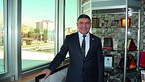 Başkan Şayir, Miraç Kandilini kutladı