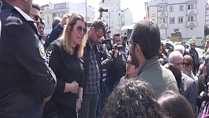 Bayan Amir HDP'li vekile haddini bildirdi