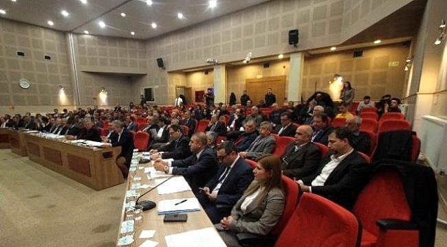 Büyükşehir Meclisi eksiksiz toplanacak