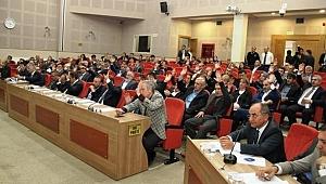 Büyükşehir Meclisi'nde ilk toplantı