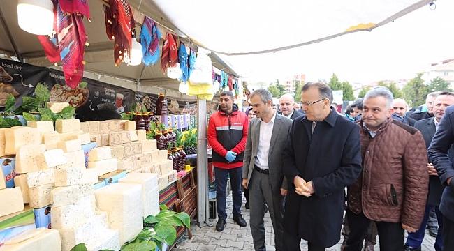 Çayırova'da hamsi ve yöresel ürünler festivali