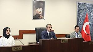 Çayırova'da ilk meclis toplantısı yapıldı!