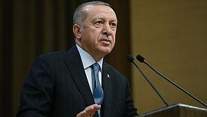 Cumhurbaşkanı Erdoğan: 2023'te 500 milyar dolar ihracat hedefliyoruz