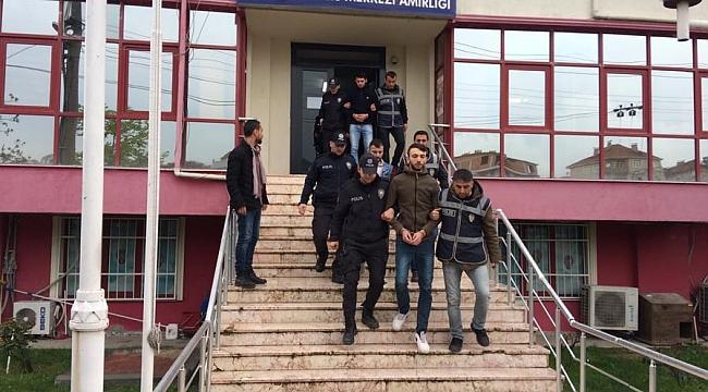 Darıca'da gasp yapan 6 kişi operasyonla İstanbul'da yakalandı