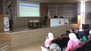 Farabi'de personel eğitimleri sürüyor