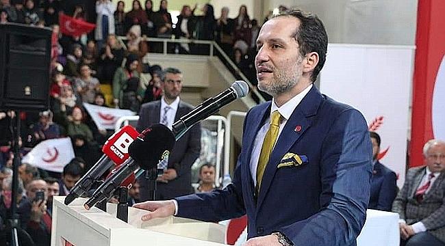 Fatih Erbakan, Kocaeli'nde konuştu