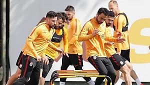 Galatasaray'da şampiyonluk yemini