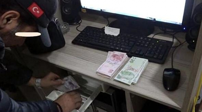 Gebze'de yasa dışı bahis oynayanlara ceza yağdı!