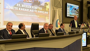 GTO'da Meslek Komitesi İstişare toplantısı