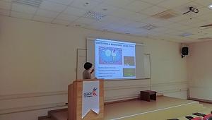 GTÜ'de seminerler sürüyor