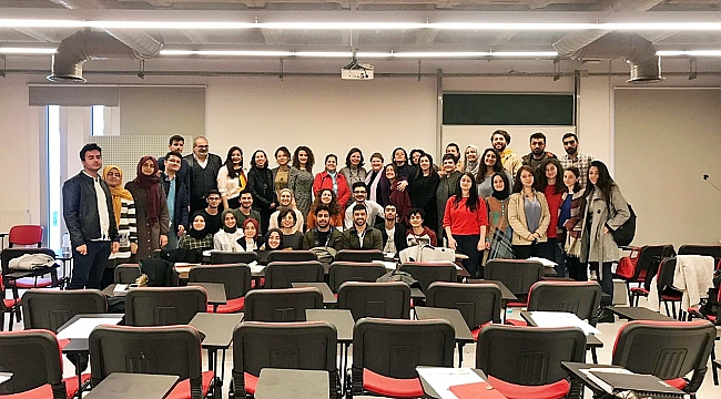 GTÜ'de 'Sinan ve Mekan' konferansı