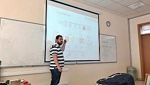 GTÜ'lü öğrencilere SQL eğitimi verildi