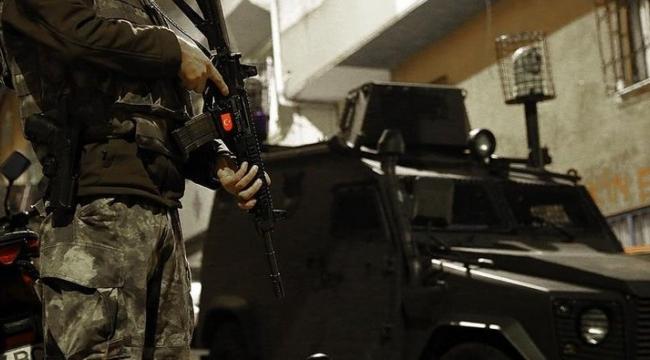 Jandarmadan DEAŞ'a şafak operasyonu