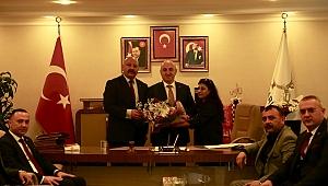 MHP İlçe Yönetiminden Bıyık'a