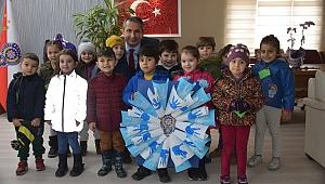 Murat Müdür'e ziyaretler sürüyor