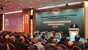 MÜSİAD Gebze'de Türkiye İstişare Toplantısı yapıldı