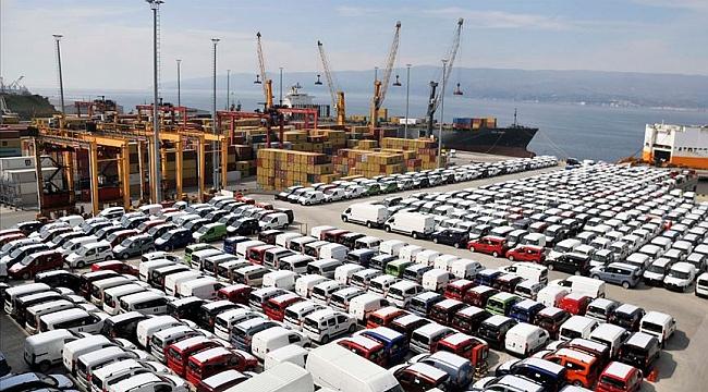 Otomotiv ihracatındaki düşüş sürüyor
