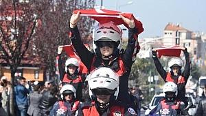 Polis Haftası'na iki günlük kutlama