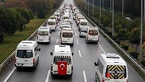 """Servisçiler """"İdam Konvoyu"""" düzenleyecek"""