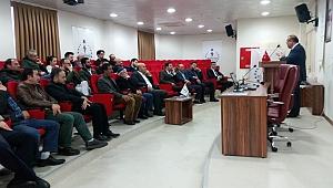 TÜMSİAD Gebze'den KOBİ'lere seminer