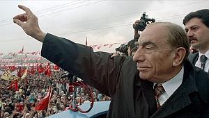 Türkeş'in vefatının 22. yılı