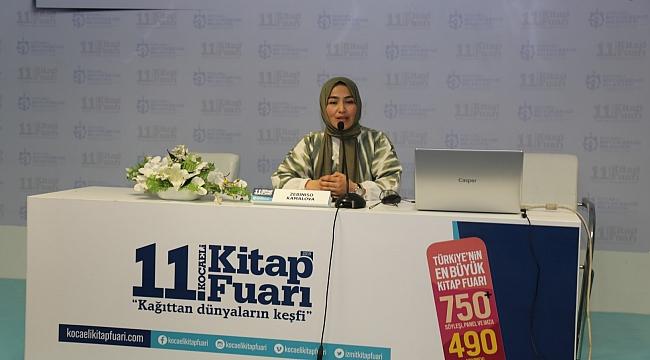 """""""Türklerde, kadın kılıç da kuşanır, kalem de tutardı"""""""