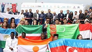 Uluslararası öğrenciler buluştu