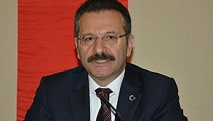 Vali Aksoy, cinayeti kınadı