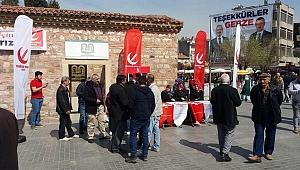 Yeniden Refah Gebze'de kongre heyecanı