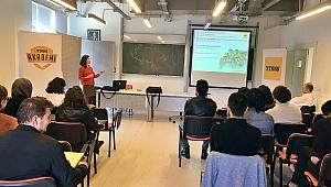 YTONG Akademi, GTÜ'lü öğrencilerle buluştu