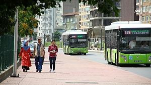 19 Mayıs'ta Kocaeli'nde ulaşım ücretsiz