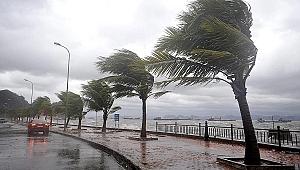 AFKOM, sel ve fırtına uyarısı yaptı