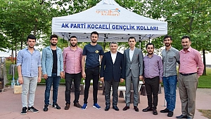AK Genç Dilovası Ramazan bereketini paylaşıyor!