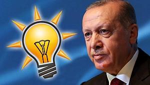 AK Parti'de 5 aday Erdoğan'la görüştü