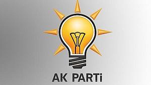 AK Parti'de heyet, ilçe başkanlarıyla görüşüyor