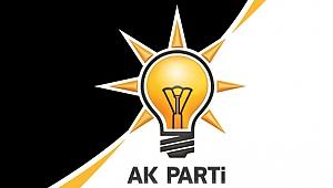 AK Parti'de tüm ilçelerde bayramlaşma var