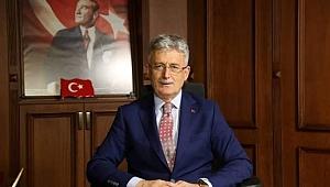 AK Parti İl Başkanı Mehmet Ellibeş oldu