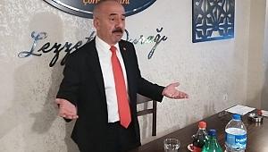 Ali Kemal Aydın, basın mensuplarını iftarda ağırladı