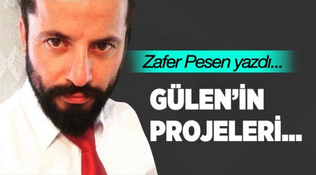 Arif Gülen'in projeleri