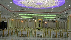 Aşk-ı Hüma Düğün salonu açıldı