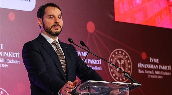 Bakan Albayrak yeni ekonomi paketini açıkladı:İVME