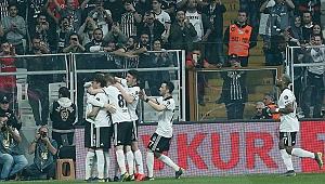 Beşiktaşlı futbolcular, derbi galibiyetine inandı